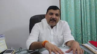 AAP Rajya Sabha Leader Sanjay Singh's response to Mr Narendra Modi Rally at Meerut