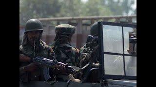Budgam- 2 terrorists killed in encounter, operation underway