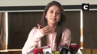 Fact that Congress is not in Centre right now, itself defines my integrity- Urmila Matondkar