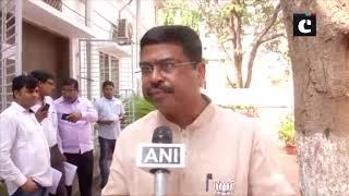 Odisha CM Naveen Patnaik has filed wrong election affidavit- Dharmendra Pradhan