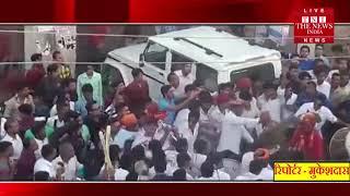 [ Rajasthan ] मारवाड़ की प्राचीन राजधानी मंडोर मे रावजी की गैर का आयोजन / THE NEWS INDIA