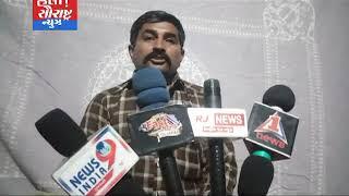 જેતપુર-ખોડિયાર નગરમાં જમાદાર સહિતનાનો માર મારિયાનો બનાવ