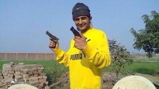 Gangster Sukha Kahlwan Shot Dead In Fagwara Punajb