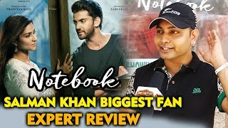 Beautiful Love Story | NOTEBOOK Review By Salmans Biggest Fan Anil Shah
