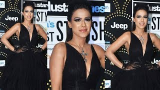 Ishq Mein Marjawan Fame Nia Sharma At HT Most Stylish Awards 2019