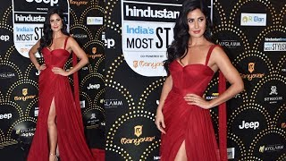 RED Alert! Katrina Kaif Looks Stunning In Red Outfit | HT Most Stylish Awards 2019
