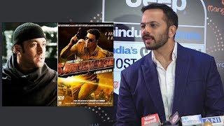 Rohit Shetty FIRST REACTION On Inshallah Vs Sooryavanshi Clash On Eid 2020 | Salman Khan | Ranveer