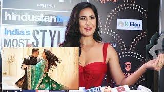 BHARAT Trailer Reaction By Katrina Kaif | Salman Khan | Ali Abbas Zafar