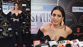 BOLD Asha Negi Looks Stunning At HT Most Stylish Awards 2019