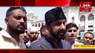 [ Hyderabad ] कांग्रेस के उम्मीदवार फिरोज खान का चुनावी अभियान / THE NEWS INDIA