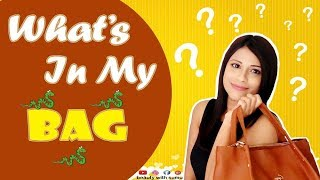 What's In My bag | Beauty with Sumu 2019