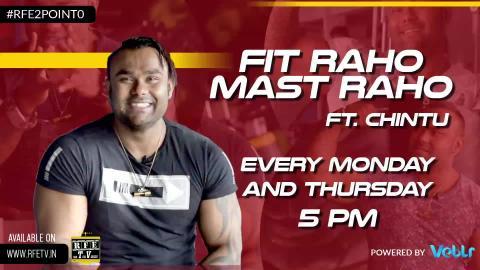 Fit Raho Mast Raho for Men (2019) - Teaser | Male Fitness Web Episodes | RFE