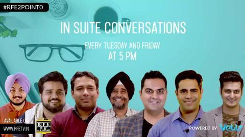 In Suite Conversations (2019) - Teaser | Entrepreneur Web Episodes | RFE