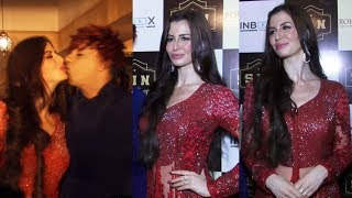 Arbaaz Khan Girlfriend Giorgia Andriani At Launch Of New Stage- Lounge- Kitchen - Sin City