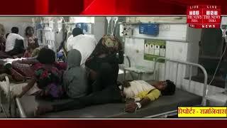 [ Rajasthan ] अनियंत्रित होकर पलटा मिनी ट्रक 25 से ज्यादा लोग हुए घायल / THE NEWS INDIA