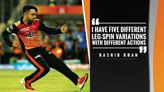 Rashid Khan warns opposition batsmen with a strong statement
