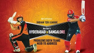 Indian T20 League 2019, Match 11- David Warner's Hyderabad takes on Virat Kohli's Bangalore