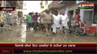 Amritsar: ਆਖਿਰ ਕਿਉਂ ਬੈਠੀ ਸੀ ਵਿਧਾਇਕਾ ਸਿਧੂ ਭੁਖ ਹੜਤਾਲ ਤੇ ?