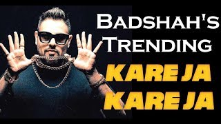 Badshah's Trending ' Kare Ja Kare Ja ' | Dainik Savera