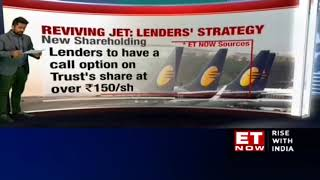 Jet Airways resolution- Lenders chalk out new plan for funding