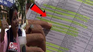 How Did 820 Names Of Non-Goans Came Into Electoral- Tara Kerkar