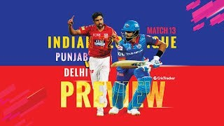 Indian T20 League 2019, Match 13, Punjab vs Delhi- Ashwin's team takes on Iyer's side