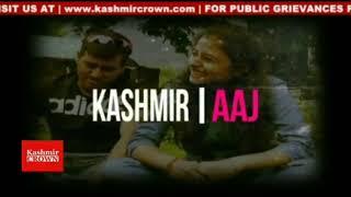 #KashmirAajKashmir Crown presents Kashmir Aaj In voice of Maria Bhat