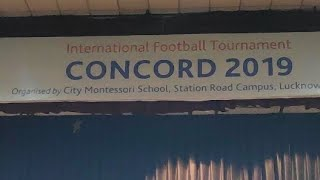 CONCORD INTERNATIONAL FOOTBALL TOURNAMENT OPENING CEREMONY