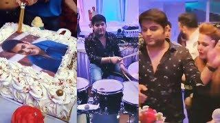 INSIDE VIDEO   Kapil Sharma Birthday GRAND PARTY   Ginni Chatrath