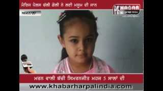 Youth Firing in marrige palace 5 yrs old inocent girl dies
