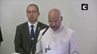 For me, Mahatma Gandhi was 'Experimental Gandhi'- President Kovind