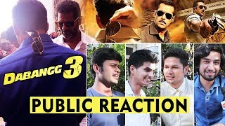 DABANGG 3 | Public Reaction | Salman Khan | Chulbul Pandey Is Back