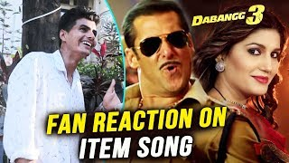 This Fan Want Sapna Chaudhary ITEM Song In DABANGG 3 | Salman Khan | Chulbul Pandey