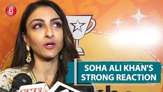 Soha Ali Khans STRONG Reaction On Upcoming Elections