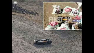 Live mortar bomb found near Nal Airport in Bikaner, IAF team at the spot