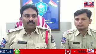 CRICKET BETTING GANG CAUGHT RED HANDED BY FALAKNUMA POLICE, ARRESTED 3 PERSONS, 1LAKH RS SEIZED