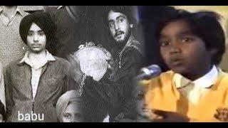 Old Pictures of Babbu Maan , Diljit Dosanjh , Gurdas Maan | Dainik Savera