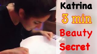 Katrina Beauty Secret Facial | Ice Facial at home | Jsuper Kaur