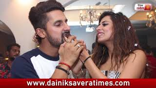 Sargun Mehta and Ravi Dubey | Unseen Pictures | Cute Couple | Dainik Savera