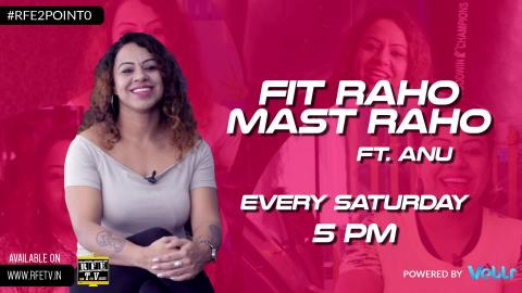 Femme Fitness (Teaser) - Fit Raho Mast Raho for Women (2019) - Teaser | Women Fitness Web Episodes | RFE