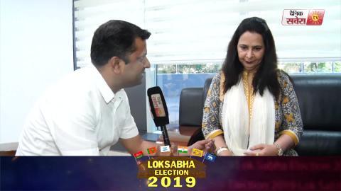 Exclusive Interview: Ticket न मिलने पर Navjot Kaur Sidhu का Congress पर Indirect गुस्सा