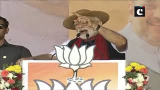 LS polls_ 'Development in Arunachal Pradesh is result of your strong trust on us,' says PM Modi