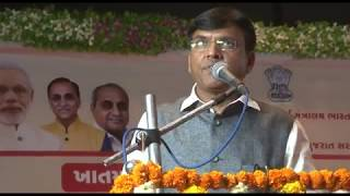 Speech on 'Dandi Heritage Route' by Rs.49 crores at Nadiad.