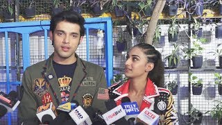 Kasautii Zindagii Kay Stars  Parth Samthaan Erica Fernandes At MTV BCL Season 4 Launch Party