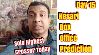 Akshay Kumars Kesari Will Be His Highest Solo Grosser Today Day 15 Prediction