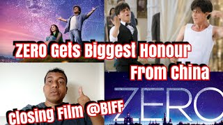 Zero Gets Biggest Honour From China Becomes Closing Film Of Beijing International Film Festival 2019