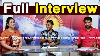 Exclusive Interview : Khan Saab | Dainik Savera