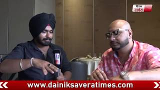 B Praak Candid Conversation l Dainik Savera
