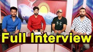 Dakuaan Da Munda l Exclusive Interview l Dev Kharoud, Mintu Gurusaria, Lucky l Dainik Savera