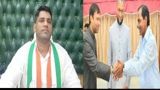 Osman Mohd Khan Slams CM Kcr In His Statement On This Elections | @ SACH NEWS |